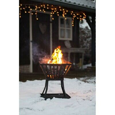New Fire Pit Log Burner Patio Heater. FREE Delivery • 75£