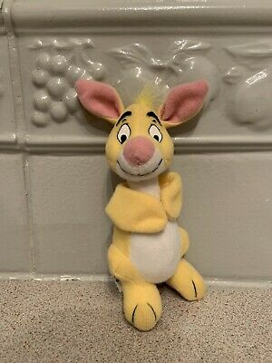 McDONALDS HAPPY MEAL DISNEY SOFT TOY Rabbit From Winnie The Pooh • 2.49£