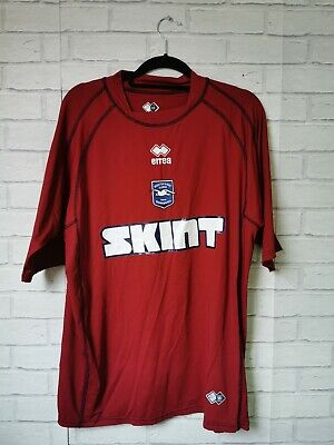 Brighton And Hove Albion 2005-07 Away Errea Football Shirt (adult Xx Large)  • 49.99£