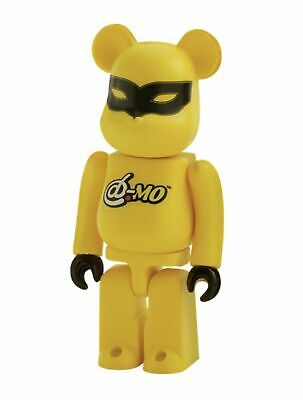 $49.99 • Buy Dot-Mo 100%Bearbrick 2005 Medicom Yellow @-Mo Be@rbrick Japan Rare Limited