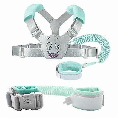 Anti Lost Baby Reins Walking Harness For Toddlers, Kids, Children Wrist Strap • 19.99£