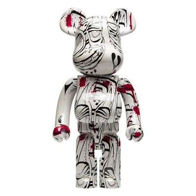 $1399.99 • Buy Phil Frost Huf 1000% Bearbrick Medicom Be@rbrick 2019 Version Limited Rare