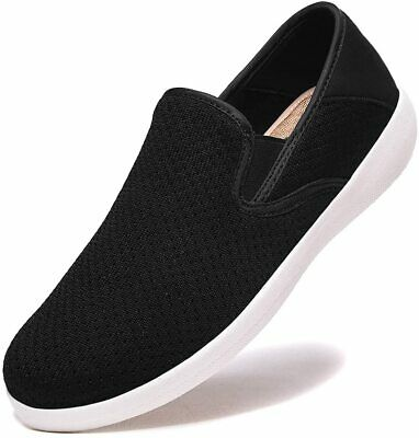 Women Fashion Trainers Slip On Shoes Walking Loafer, Arch Support Insoles SIZE 6 • 29.95£