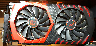 $ CDN260 • Buy MSI GTX-1060 6g Gaming X Excellent Condition W/Back Plate