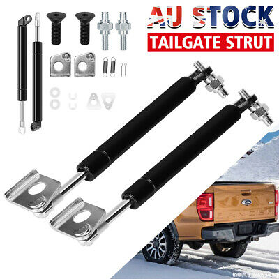 AU27.95 • Buy 2X Rear Tailgate Struts Easy Slow Down Fit For Ford Ranger PX XLT T6 Mazda BT50