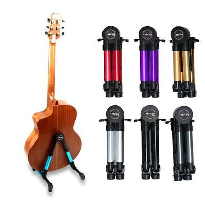 $ CDN26.66 • Buy A-Frame Entil Guitar Stand Universal Folding Musical Instruments Stand NEW