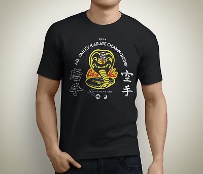 $16.99 • Buy Cobra Kai All Valley Karate Championship T-Shirt