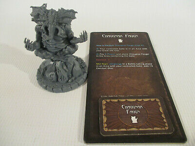 AU33.71 • Buy Cthulhu Wars CHAUGNAR FAUGN Great Old One NEW With Loyalty Card & SpellBook!!