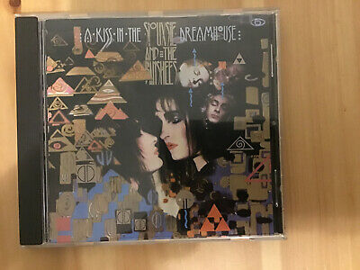 SIOUXSIE & THE BANSHEES A KISS IN THE DREAMHOUSE CD 9 Track (8390072) (1989) • 4.47£