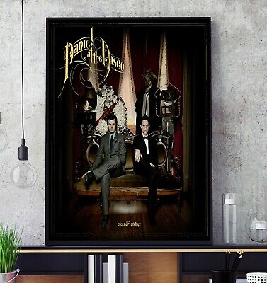 Vices & Virtues (by Panic! At The Disco) Album Cover Poster Professional Print • 11.99£