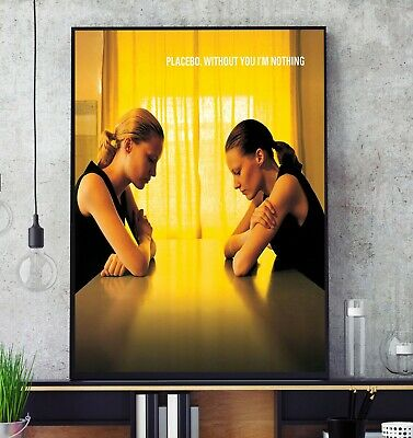 £11.99 • Buy Without You I'm Nothing (by Placebo) Album Cover Poster Professional Grade Print