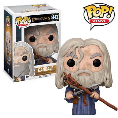 Gandalf Lord Of The Rings Funko Pop Figure Official Hobbit Collectables • 13.99£