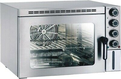 £525 • Buy Commercial Electric Fan Combi Oven Compact Counter Top With Steam Function GN2/3