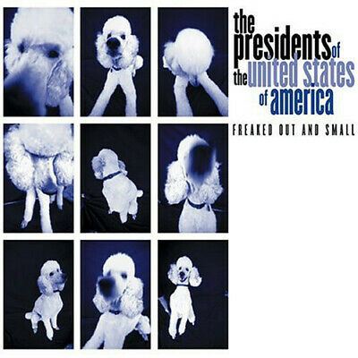 The Presidents Of The United States Of America - Freaked Out And Small (CD, A... • 7.99£