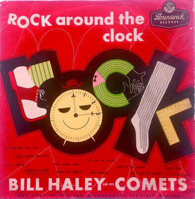 Bill Haley And His Comets - Rock Around The Clock (LP, Album) • 15.49£