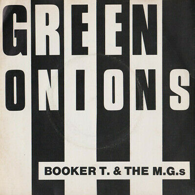 Booker T & The MG's - Green Onions (7 , Single, RE) • 14.99£