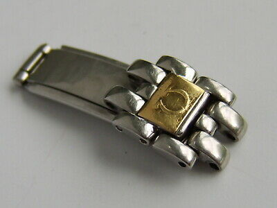 Ladies Omega Deville S/steel & 18ct Gold Clasp    6203  • 75£