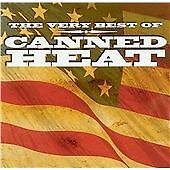 The Very Best Of Canned Heat  Very Good CD • 4.02£