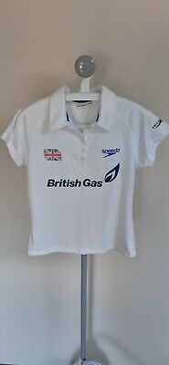 Speedo Team GB, British Swimming, Womens Polo Shirt Size 16 XL Extra Large • 22.50£