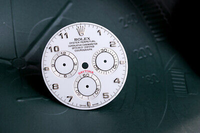 $ CDN858.94 • Buy Rolex Daytona White Arabic Dial For Model 116519 - 116520 FCD10670