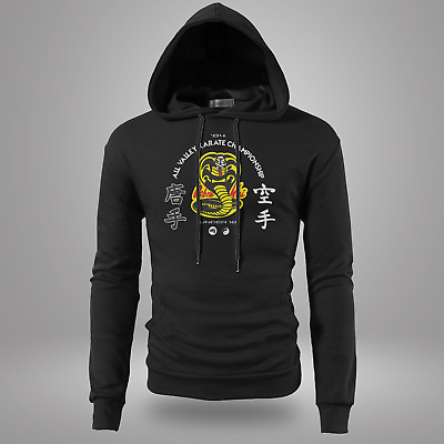 $27 • Buy Cobra Kai All Valley Karate Championship Hoodie