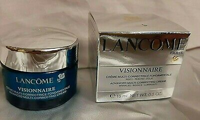 100% Genuine Lancome Visionnaire Advanced Multi-Correcting Cream 15ML • 16.99£