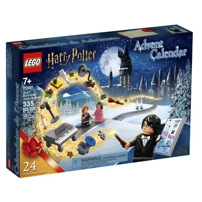 AU39.99 • Buy LEGO 75981 Harry Potter Advent Calendar 2020 Brand New Sealed