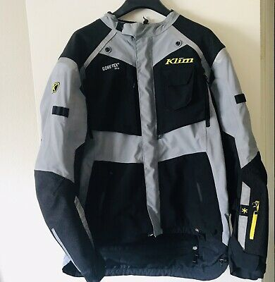 $ CDN1311.61 • Buy Klim Badlands Adventure Touring Motorcycle Jacket And Pants Gore-Tex Pro Size XL