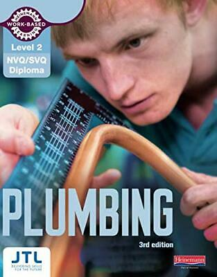 Level 2 NVQ/SVQ Plumbing Candidate Handbook 3rd Edition, Paperback,  By JTL Tra • 39.46£