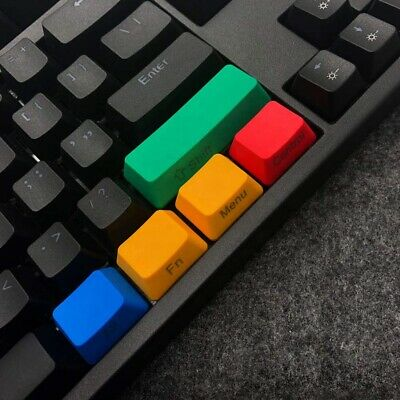KEYCAP Gaming PBT Replacement For Mechanical Keyboards  • 6.95£