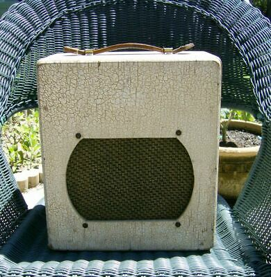 $ CDN393.35 • Buy Vintage 50's TUBE GUITAR AMPLIFIER, 6V6 Tube