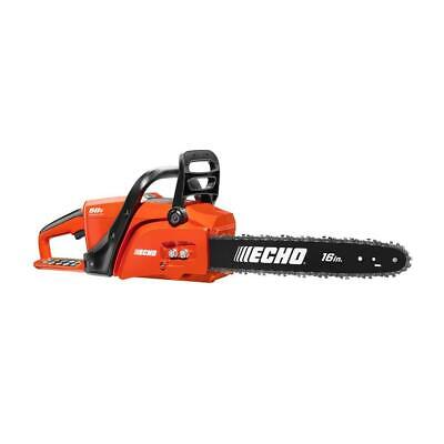 View Details ECHO 16 In. 58-Volt Brushless Lithium-Ion Battery Chainsaw (Tool Only) CCS-58VBT • 196.67£