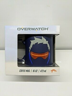 AU19.99 • Buy Blizzard Overwatch Coffee Mug New Soldier 76 Gaming