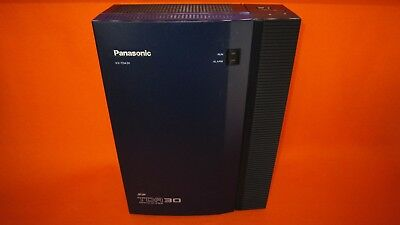 Panasonic KX-TDA30 Hybrid IP-PBX With Fitted CID/LCOT4 Cards [P0274E] • 149.50£