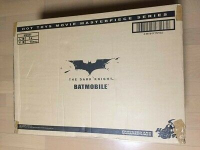 $ CDN1844.03 • Buy New Hot Toys 1/6 Batman The Dark Knight TDK Batmobile Tumbler MMS69 Japan EMS
