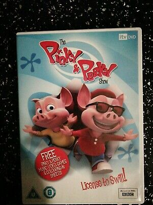 Pinky And Perky - License To Swill (DVD, 2009) • 2.40£