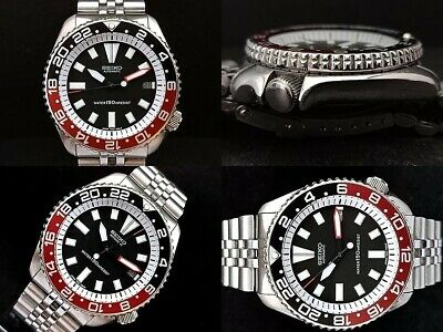 $ CDN613.36 • Buy Seiko Vintage Diver 7002-7001 Custom Automatic Mens Watch Authentic Working