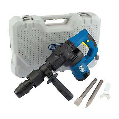 Draper 81077 SDS Max Breaker Drill 230V 1050 Watt 7kg Heavy Duty With Chisels  • 89.99£