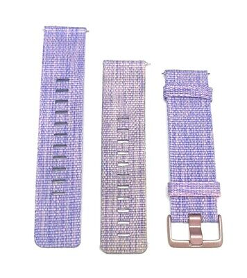 $ CDN29.97 • Buy Original Fitbit Versa FB505 FB504 Woven Wristband Band Small Large Lavender
