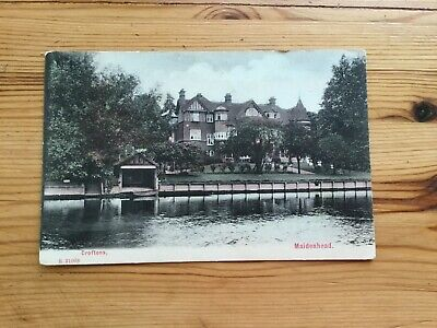 Maidenhead The Croftons Postcard    Free Shipping • 4.99£
