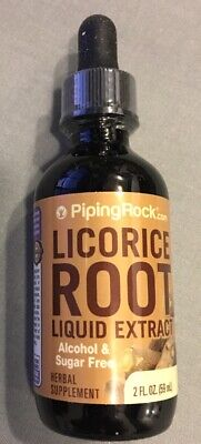 Licorice Root 2 Oz Liquid Extract Natural Glycyrrhize Glabra Herbal Supplement • 7.80£