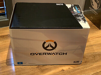 AU167 • Buy Overwatch Collectors Edition- PC - SEALED - Soldier 76 Statue