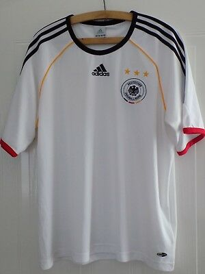 Germany Football Home Shirt 2006/07 Jersey Maglia Camiseta Trikot Retro XL • 37.99£
