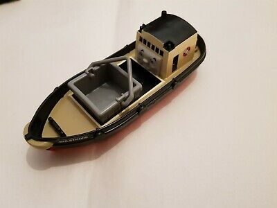 Thomas The Tank Engine & Friends Trackmaster BULSTRODE BOAT POSTAGE DISCOUNTS • 8.99£