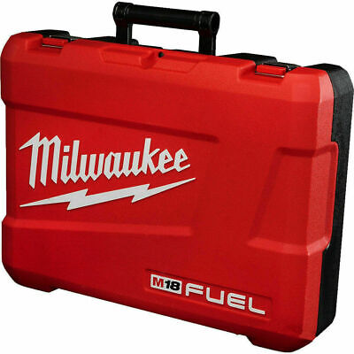 AU39 • Buy  Milwaukee 18V Fuel M18 Heavy Duty 2 Tool Carry Case - Can Hold FIWF12 And FPD2