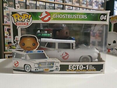 ECTO-1 RIDES Pop Vinyl #04 FUNKO GHOST BUSTERS  • 53.88£