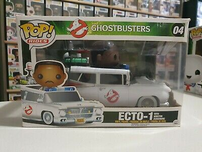ECTO-1 RIDES Pop Vinyl #04 FUNKO GHOST BUSTERS  • 54.23£