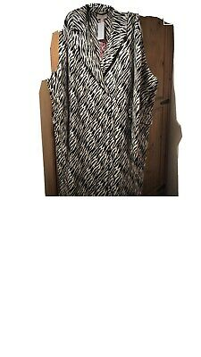 Zebra Print Coat ( Sold Out )Size 22 • 40£