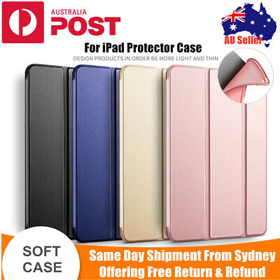 AU13.95 • Buy For Apple IPad Air Pro 1 2 3 5th 6th 7th Gen Smart Case Cover Shockproof Stand