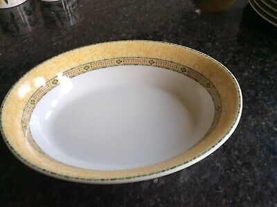 Wegdwood Home Florence Oval Serving Dish (1) • 5.99£